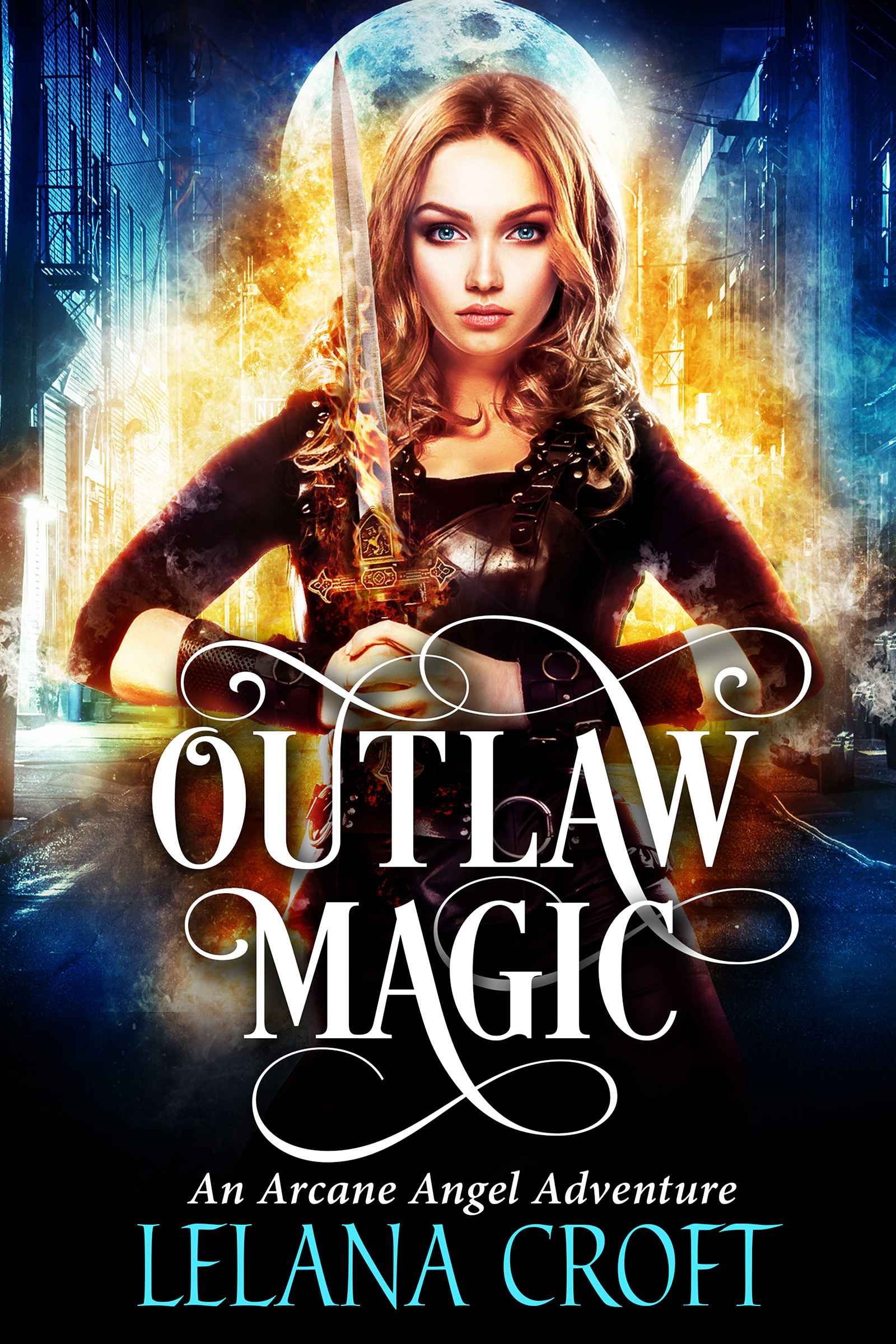 Outlaw Magic – Out Now On Amazon